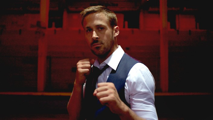 "Kinostarts - ""Only God Forgives"" von Nicolas Winding Refn, mit Ryan Gosling"