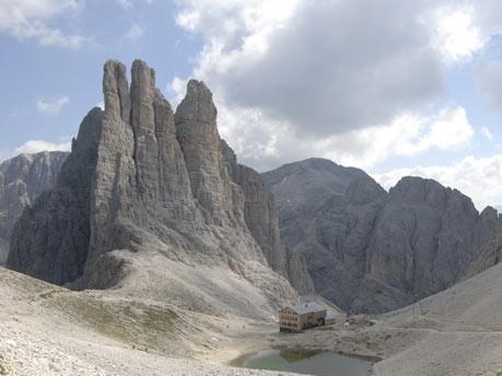Trekking im Trentino, Cainelli/Fotoarchiv ApT Val di Fassa
