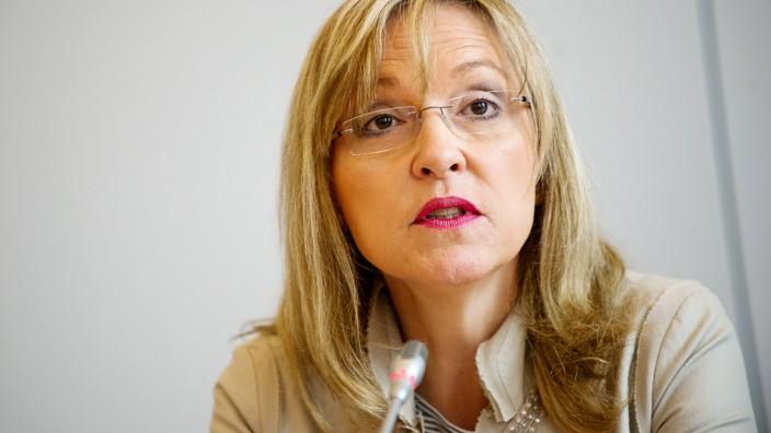 Beate Merk, CSU, Justizministerin