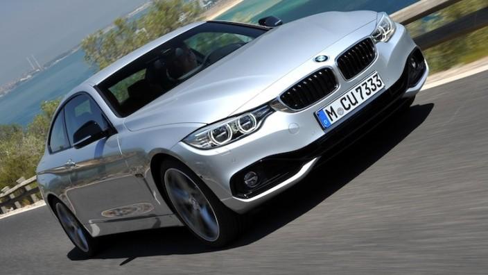 BMW, Vierer, BMW 4er, 4er, Coupe, 3er