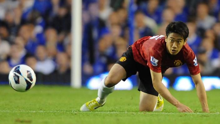 English Premier League - Everton V Manchester United