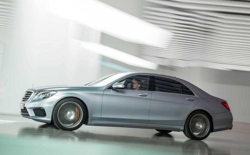 AMG bringt neue S-Klasse in Sportversion mit 585 PS