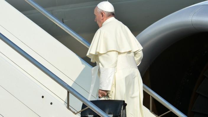 Papst Franziskus Weltjugendtag Rio de Janeiro