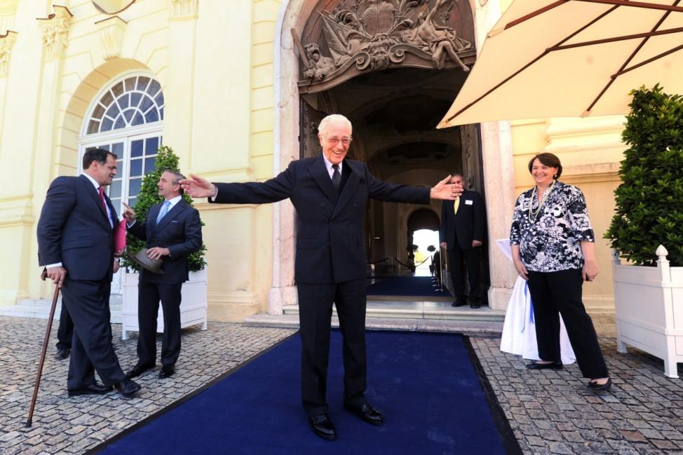 Geburtstagsempfang für Herzog Franz von Bayern