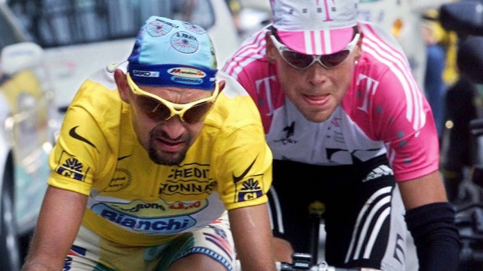 Jan Ullrich, Erik Zabel, Tour de France 1998