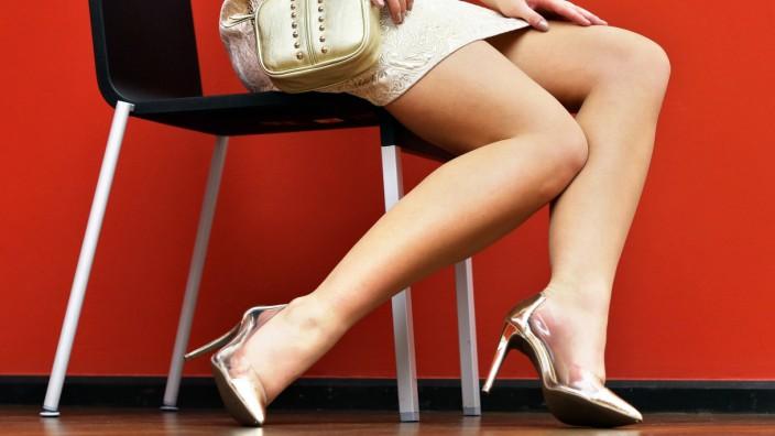 Schuh- und Taschenmode