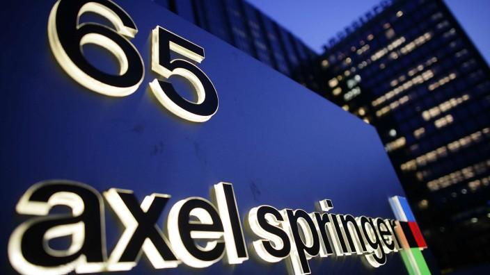 Axel Springer Verlag in Berlin