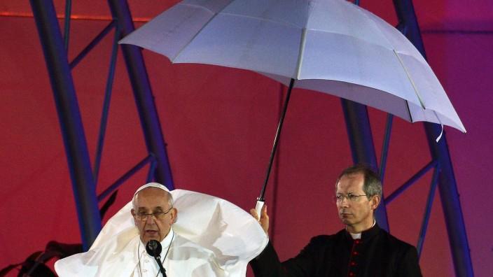Papst in Brasilien