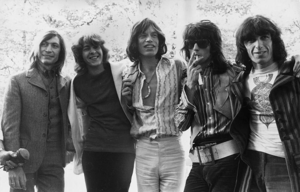 Rolling Stones Hyde Park London 1969
