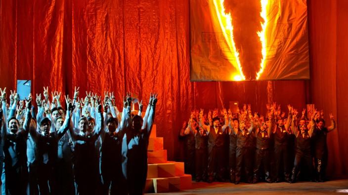 102. Bayreuther Festspiele - Der fliegende Holländer