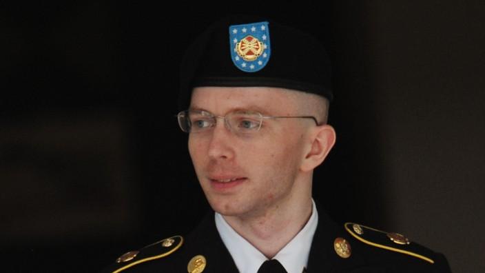 Whistleblower Bradley Manning
