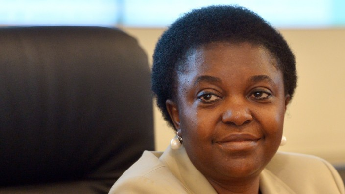 Italiens Integrationsministerin Cécile Kyenge