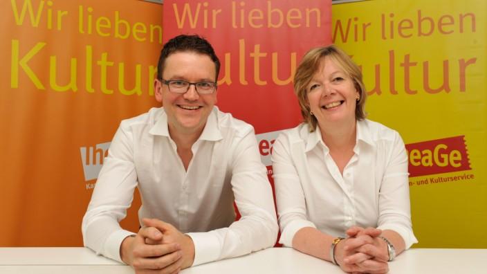 Theatergemeinde München: Michael Grill und Sibylle Steinkohl wollen die Theatergemeinde vor allem für jüngere Mitglieder attraktiv machen.