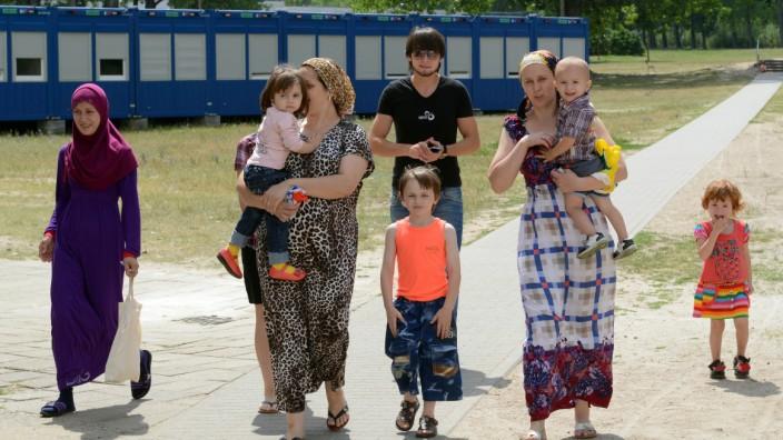 Brandenburgische Erstaufnahme für Asylbewerber