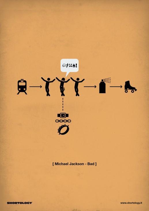 Shortology Michael Jackson Bad