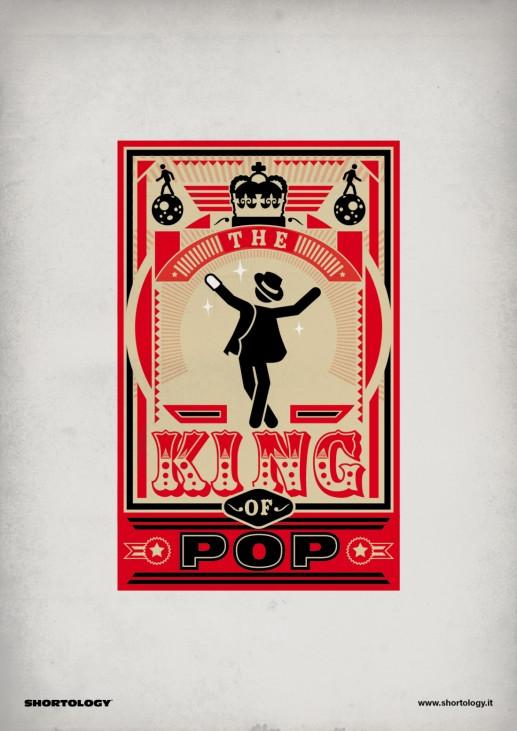 Shortology Michael Jackson King of Pop