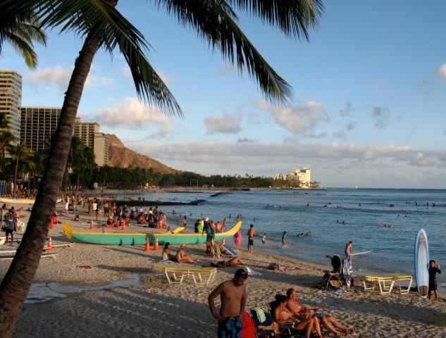 """Aloha von ´Barry"""" - Barack Obama ist Hawaiianer geblieben"""