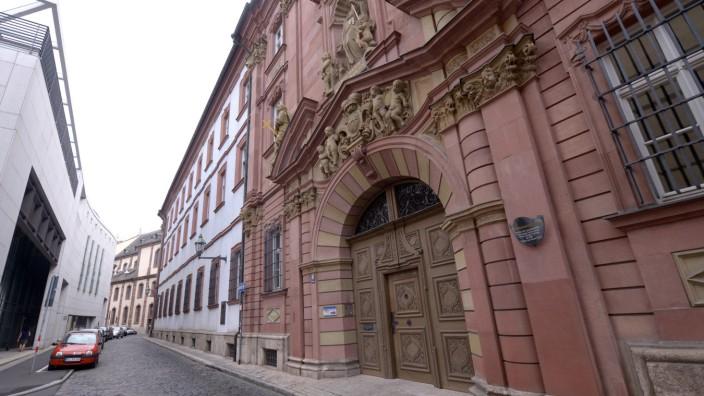 Priesterseminar Würzburg