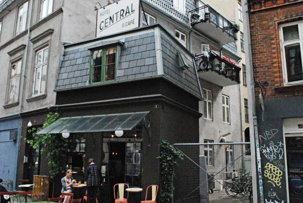 Spotted by Locals Kopenhagen Central hotel Dänemark Städtereise Städtetrip