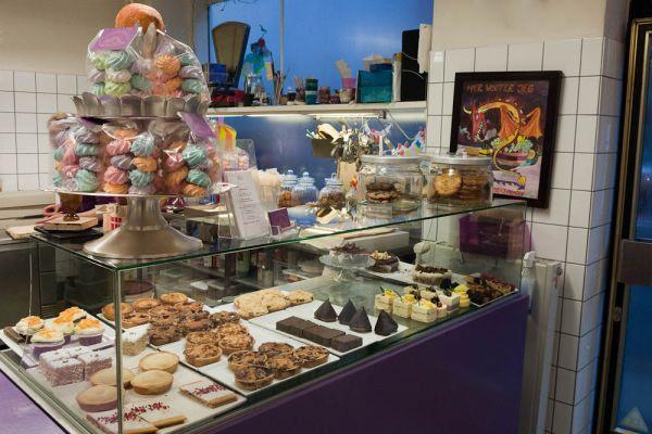 Spotted by Locals Kopenhagen Dänemark Dessertdragens Kagevarksted Städtereise Städtetrip
