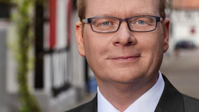Thomas Gebhart sitzt für die CDU im Bundestag