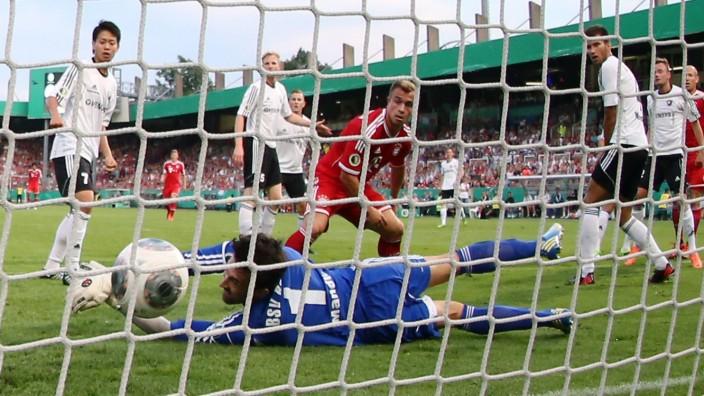 BSV SW Rehden - Bayern München