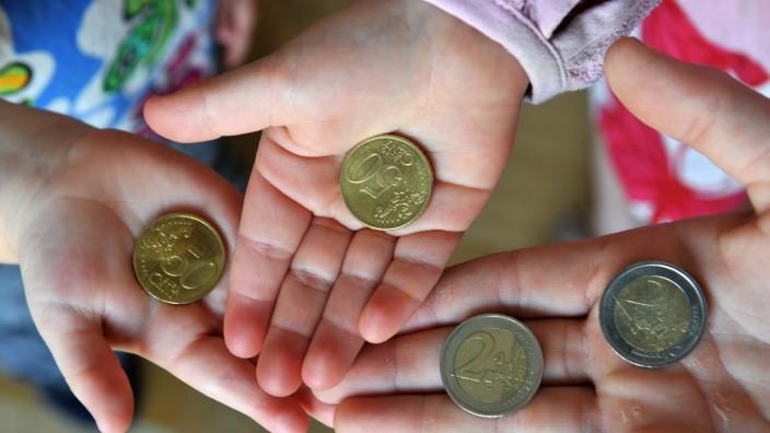 Kinderschutzbund - Kampf gegen Kinderarmut