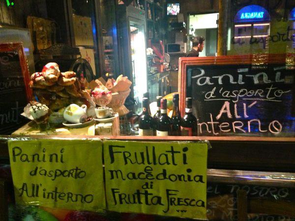 Spotted by Locals Mailand Italien Antiche Cibarie Städtereise Städtetrip