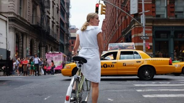 New York Radfahren Fahrrad