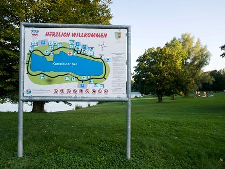 Karlsfelder See München