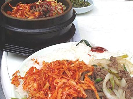 Zum Koreaner