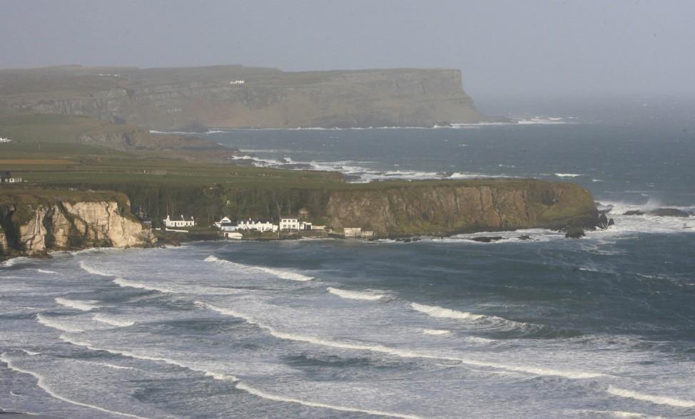 Irland Portbradden Nordirland Europa