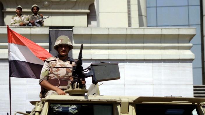 Ägypten Gewalt Muslimbrüder Militärregierung