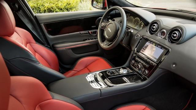 Jaguar XJR, Jaguar, Luxuslimousine, Mercedes S-Klasse