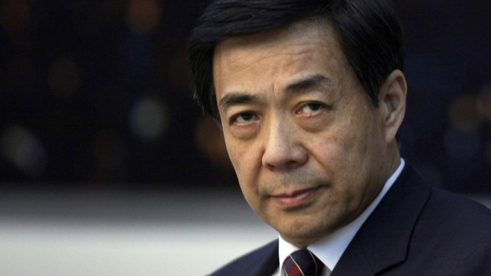 Bo Xilai China KP Prozess Korruption