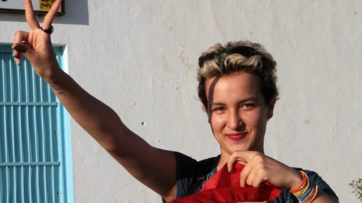Amina Sbouï verlässt Femen