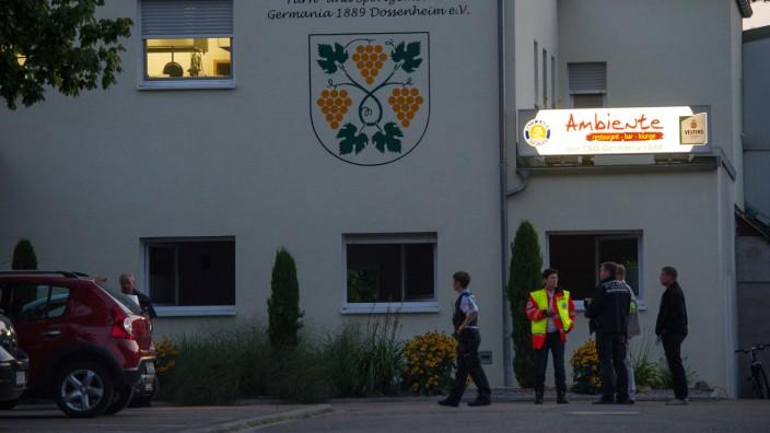 Dossenheim Schießerei