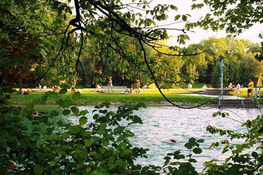 Städtereise Städtetipps Zürich Schweiz Werdinsel Spotted by Locals