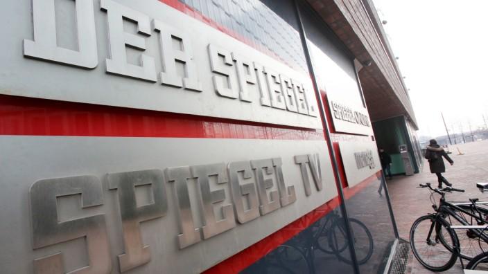 Spiegel-Verlag in Hamburg