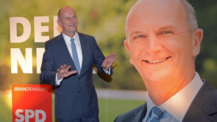 SPD Landesparteitag Brandenburg
