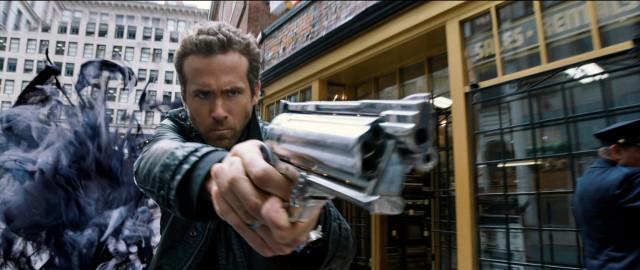 """Film """"R.I.P.D."""" mit Ryan Reynolds und Jeff Bridges im Kino"""