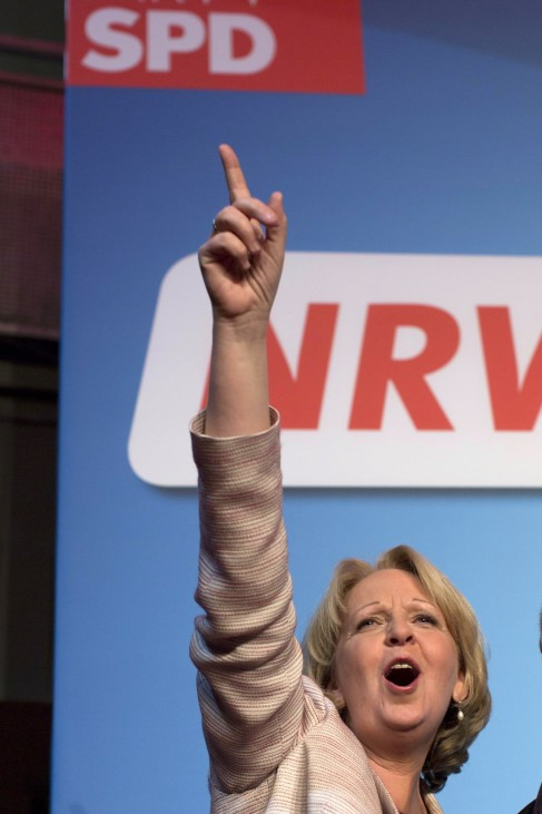 North Rhine-Westphalia Holds State Parliamentary Elections
