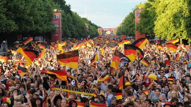 Deutschland beliebtestes Land der Welt