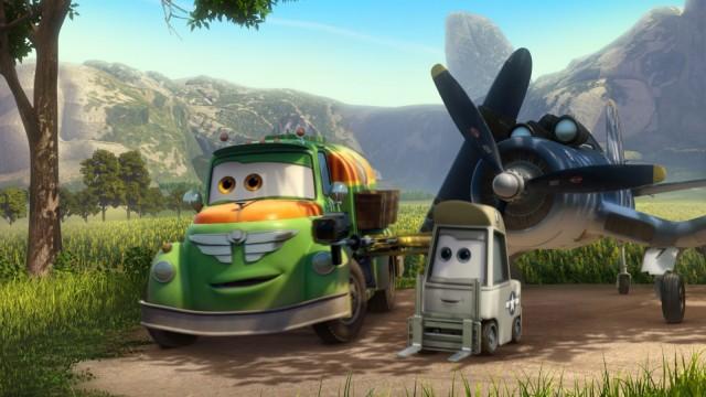 "Der Animationsfilm ""Planes"" im Kino"