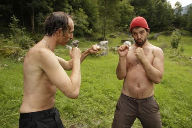 """Film """"Hans Dampf - Better than daheim"""" mit Mario Mentrup und Fabian Backhaus im Kino"""
