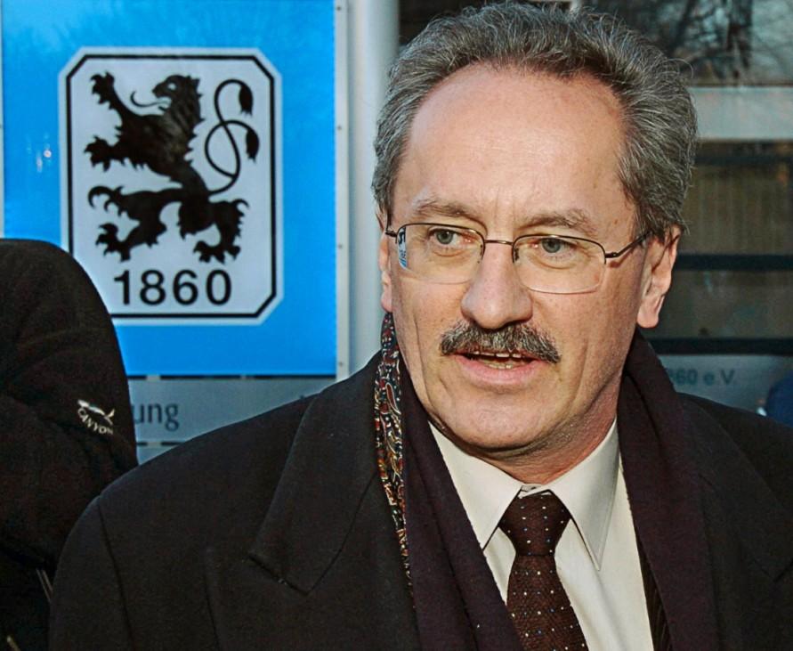 Aufsichtsrats-Sitzung TSV 1860 München - Ude; Langer Samstag