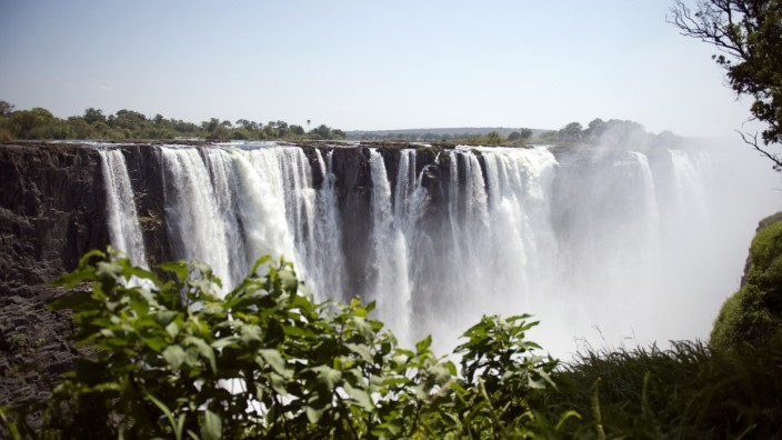 Victoriafälle Simbabwe