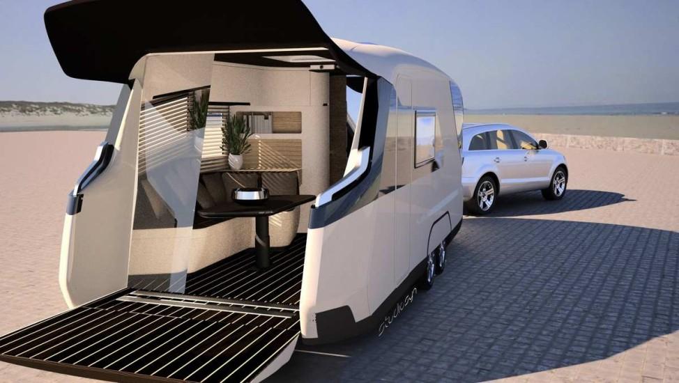 Caravan, Wohnmobil, Camping, Düsseldorf