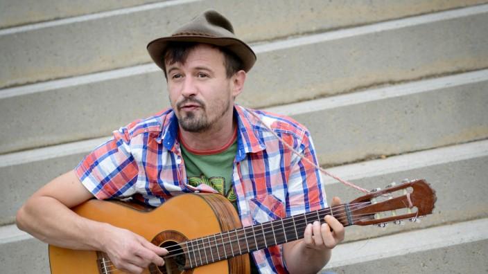 Straßenmusiker, Moritz Rabe, Bamberg