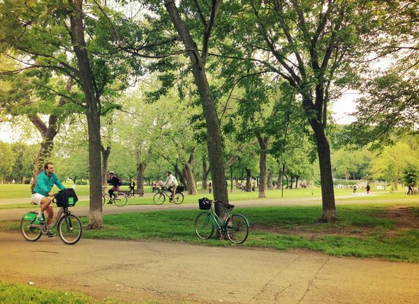Montreal Kanada Städtetipps Städtereise Jeanne-Mance Park